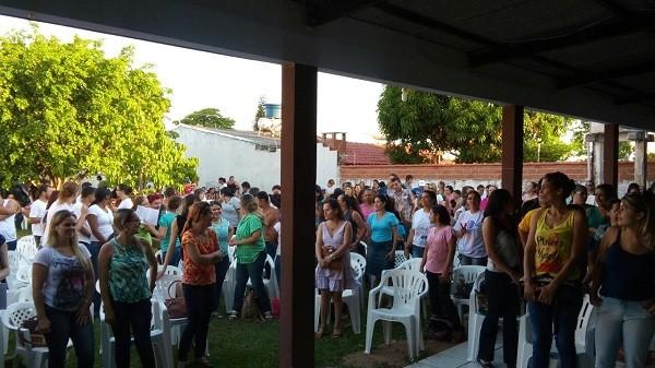 Em Vilhena servidores irão aderir à greve e paralisação nacional do funcionalismo público