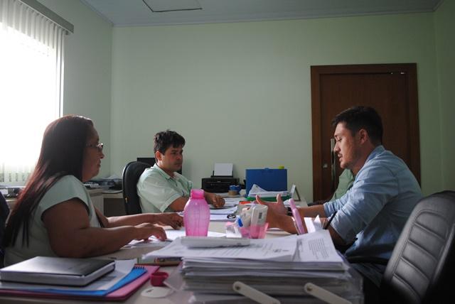 Secretário de fazenda visita Sindsul e explana sobre o PPA; população tem direito de opinar, saiba mais e participe