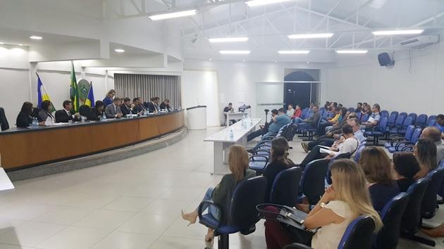 Votação do IPTU2019 acontece hoje; presença dos servidores públicos é indispensável