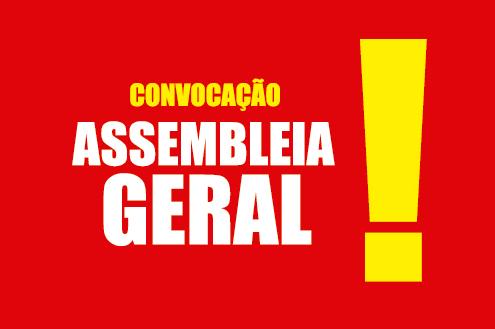 CONVOCAÇÃO: Sindsul realizará Assembleia Geral na próxima segunda-feira, 22