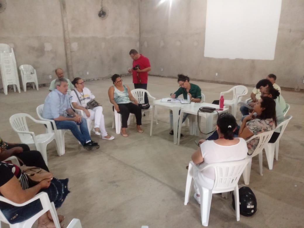 EM ANDAMENTO: Reunião da Comissão para analisar valores de plantões extras na Saúde contou com presença de secretário